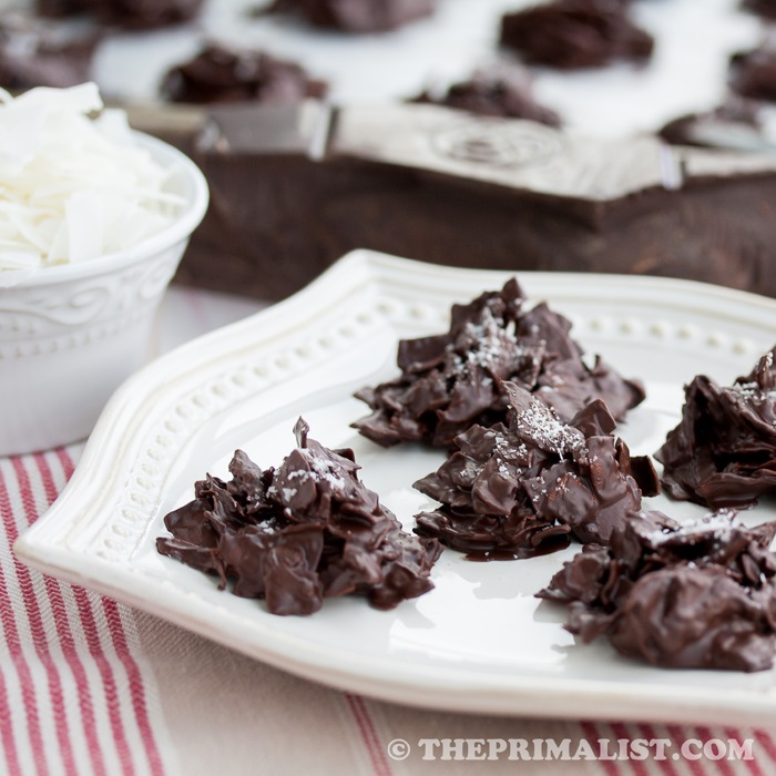 Salted Chocolate Coconut Stacks, Paleo smoked ribs, The WORST Meal We've Had In A LONG Time AND Favorite AFFORDABLE Recipe Ideas! Paleo Parents