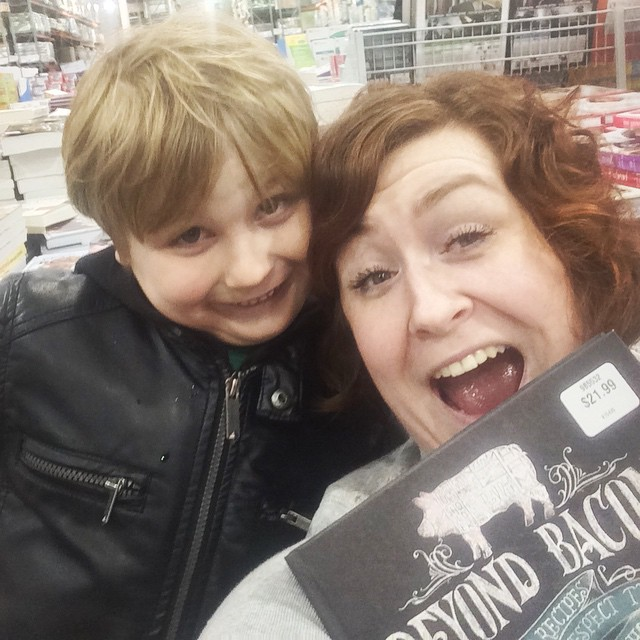 Beyond Bacon in Costco, Weekend Wrap Up, 3/8: What We TOOK AWAY From Our Boys And What They GAVE US In Return!