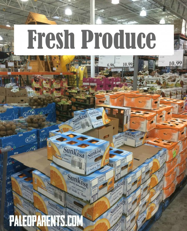 Costco Fresh Produce