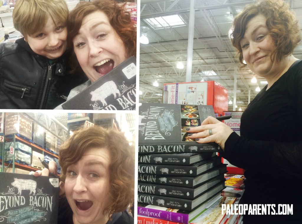 Announcing The Paleo Parents' Costco Book Signing Tour!