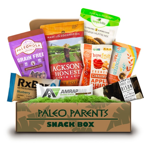 A Special Spin on Paleo Parents Favorites - All In a One Stop Spot!