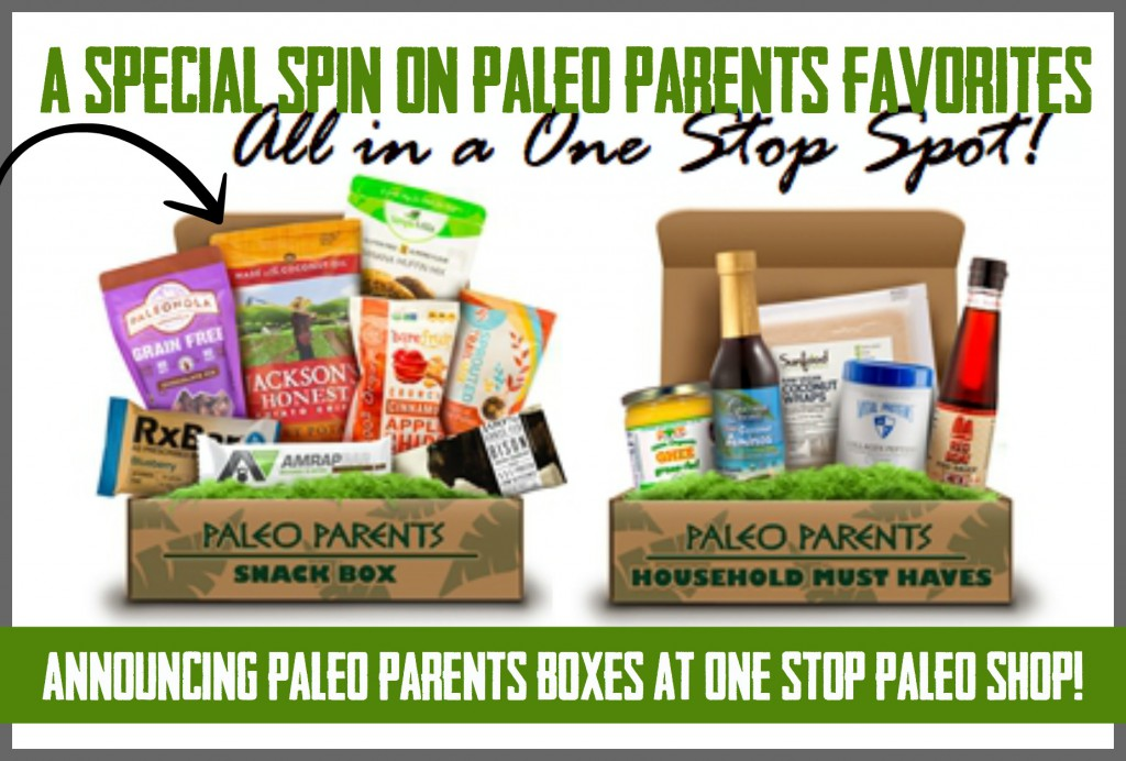 A Special Spin on Paleo Parents Favorites – All In a One Stop Spot!