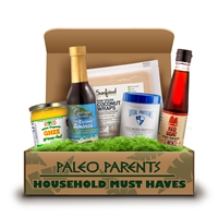 Paleo Parents Box at One Stop Paleo Shop: Household Must Haves