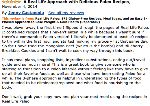 Real Life Paleo Amazon Review, Weekend Wrap Up, 3/8: What We TOOK AWAY From Our Boys And What They GAVE US In Return!