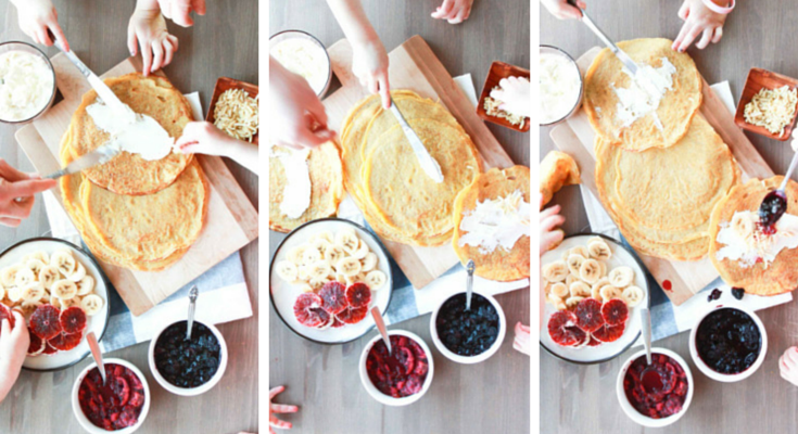 Paleo Parents Guest Post: Swedish Pancakes, Simple Roots Wellness