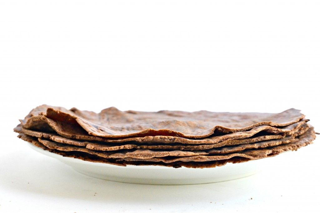 Paleo Chocolate Tortillas, Paleo Parents Guest Post: Paleo Chocolate Tortillas, Fork & Beans