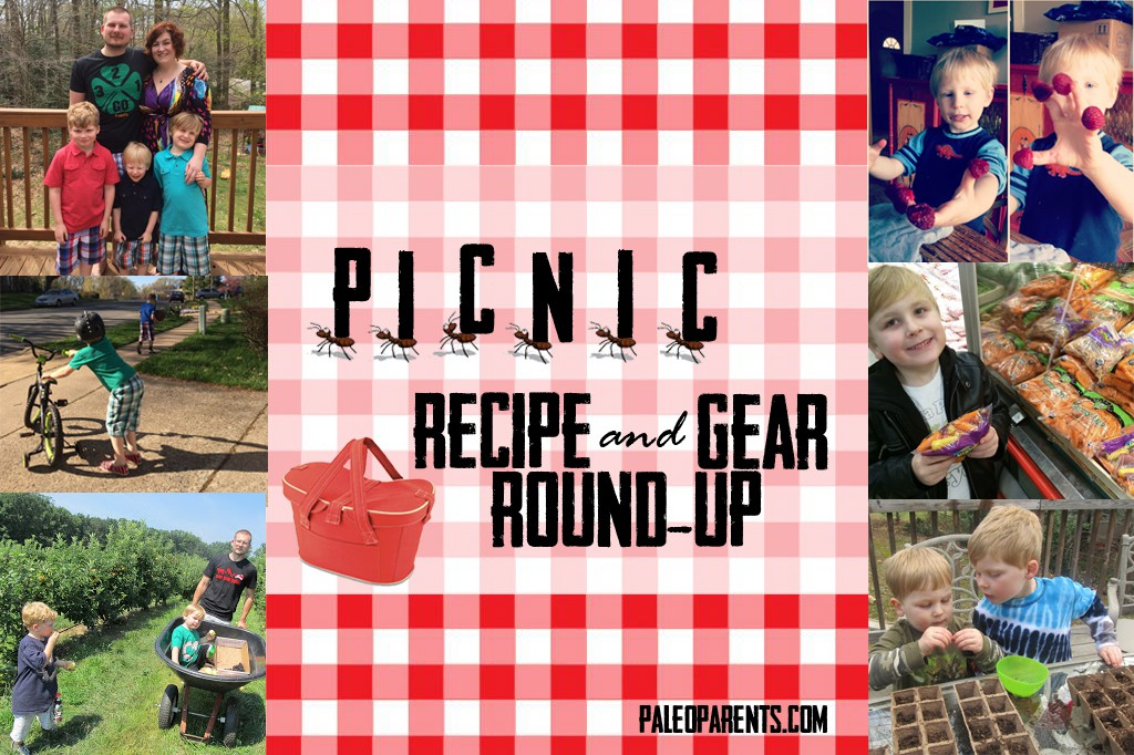 Picnic Time! Recipes & Resources for Dining Al Fresco