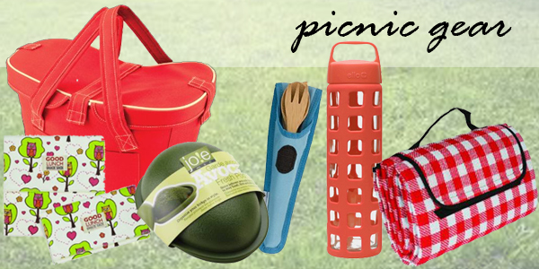 Picnic Time! Recipes & Resources for Dining Al Fresco as seen on Paleo Parents