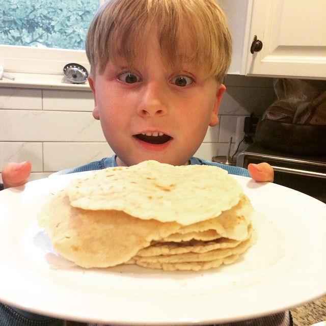 Otto's casava tortillas, Paleo parents weekend wrap up 5/9: Flippin' WHAT?! Plus, PERFECT Warm Weather Recipes!