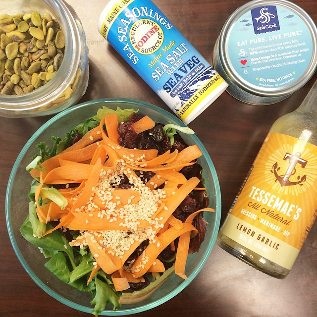 Salad deconstructed. Paleo Parents Weekend Wrap Up: Sorry - But THIS Week Was SO AWESOME!
