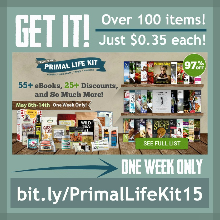Primal life kit 2015 only 3997 with over 100 items primal life kit square graphic 2015 fandeluxe Choice Image