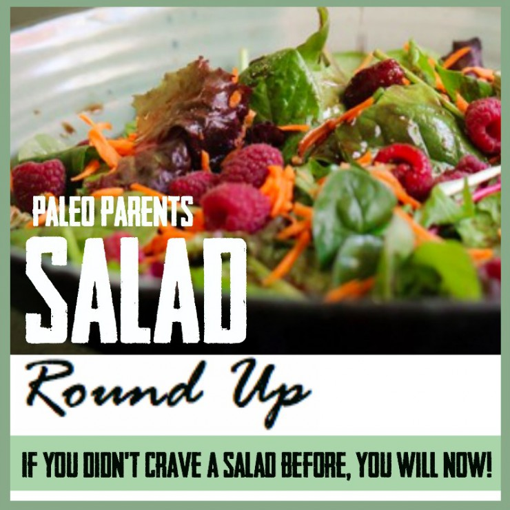 All Things Salad! — A Roundup of Favorites & Must Haves