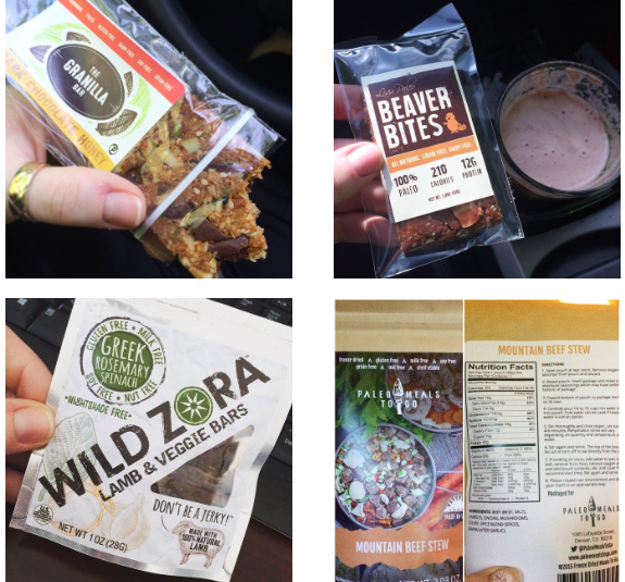 Newest paleo products