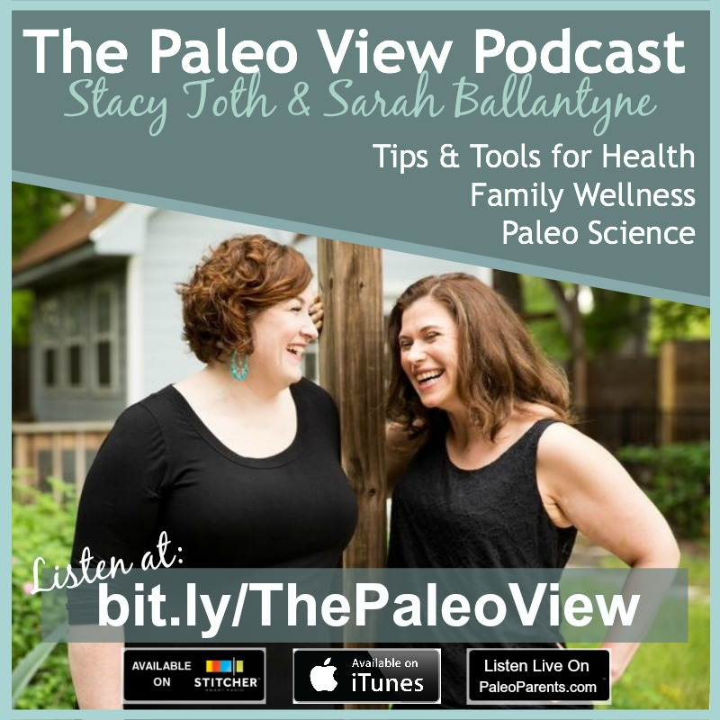 TPV The Paleo View Feature Graphic Final