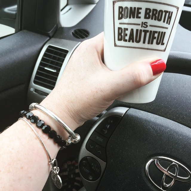 Broth is beautiful mug, Paleo Parents Weekend Wrap Up: All about Paleo Pasta
