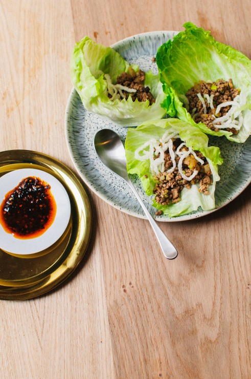 Paleo Takeout and Chinese Lettuce Cups Recipe