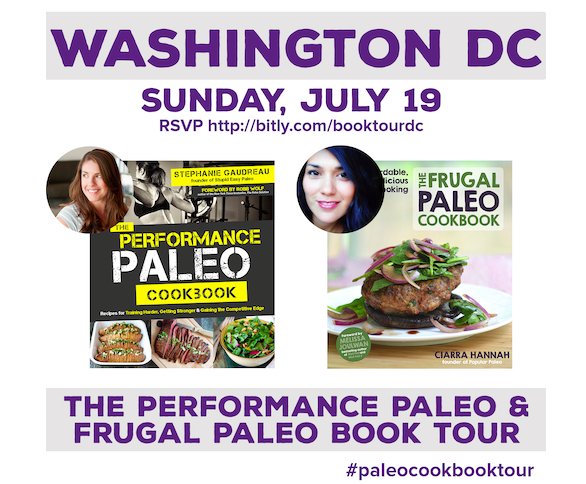 Performance and Frugal Paleo Tour, Paleo Parents Weekend Wrap Up: All about Paleo Pasta