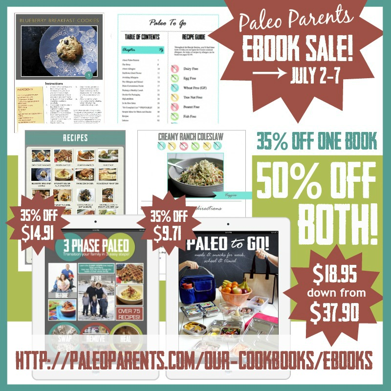 For Us, Paleo Parents Weekend Round Up 7.5: Summer Eats for Kids + Our Real Life!