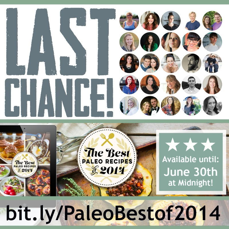 Last Chance Paleo Best of 2014 Graphic, Paleo Parents Weekend Wrap Up: All about Paleo Pasta