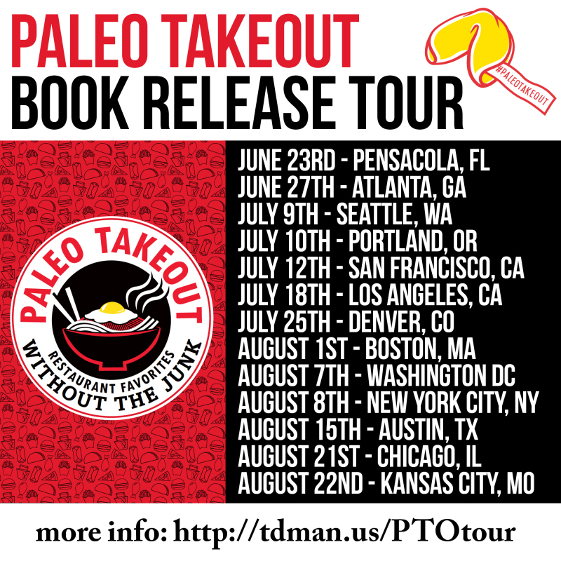 ptotour, Is Chocolate Paleo? Paleo Parents Weekend Wrap Up 7.19