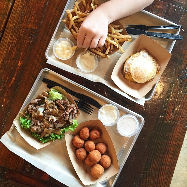 Social burger, Paleo Parents Weekend Round Up 7.5: Summer Eats for Kids + Our Real Life!