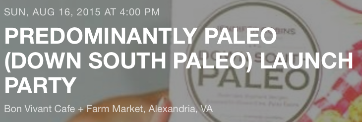 Predominately paleo launch party, Is Chocolate Paleo? Paleo Parents Weekend Wrap Up 7.19