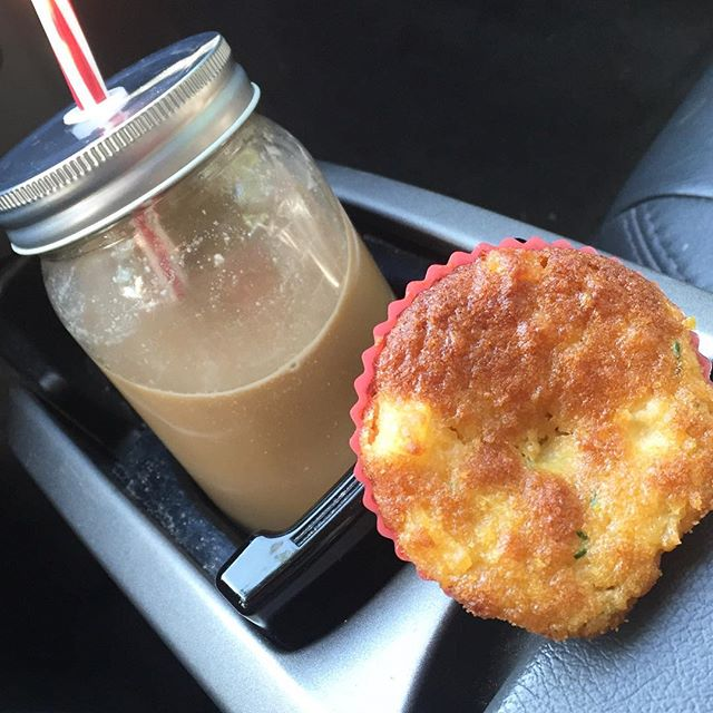 Zuchinni bread muffins, Paleo Parents Weekend Wrap Up 8.9: Stacy Is Doing WHAT In Her Office?! Plus, FREE & CHEAP Books.