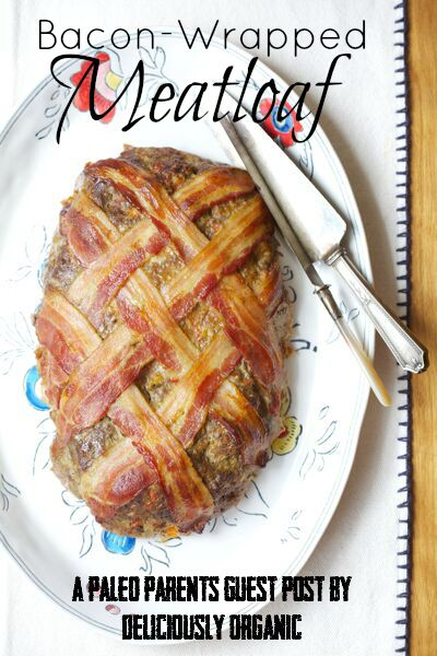 Guest Post: Bacon-Wrapped Meatloaf, Deliciously Organic