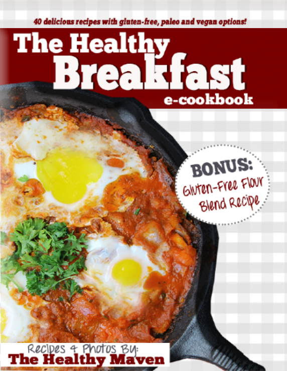 The Reset & Thrive Library – The Healthy Breakfast E-Cookbook