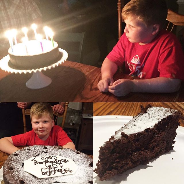 Cole paleo birthday cake, Paleo Parents Weekend Wrap Up: All The Feels From WHAT?! And Apples BEFORE Pumpkins: Our Favorite Ways to Enjoy Apples!