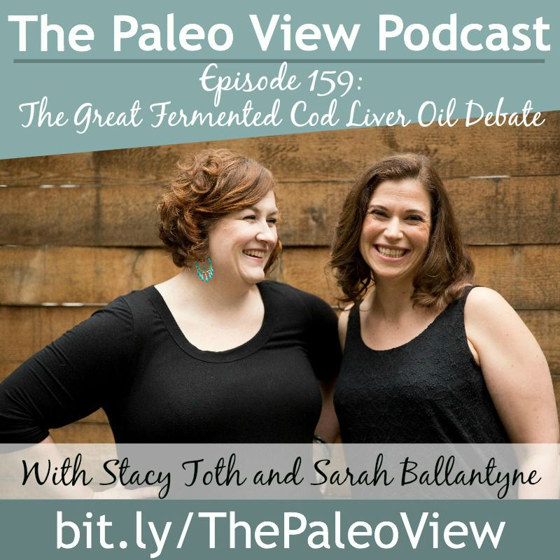 The Paleo View TPV 159 Fermented Cod Oil