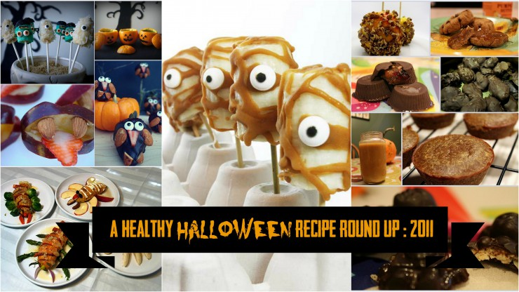 Paleo Parents Healthy Halloween Round Up 2011
