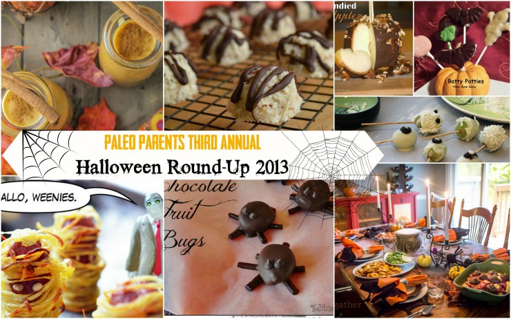 Paleo Parents Healthy Halloween Round Up 2013