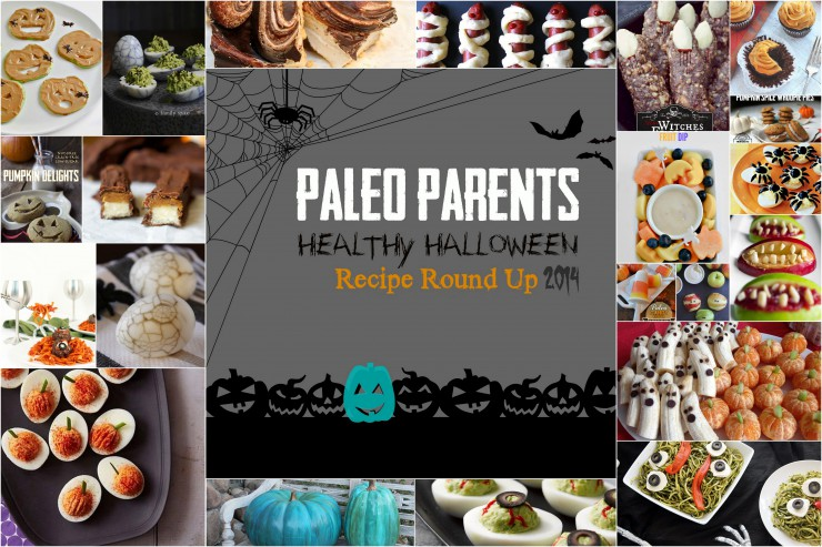 Paleo Parents Healthy Halloween Round Up 2014