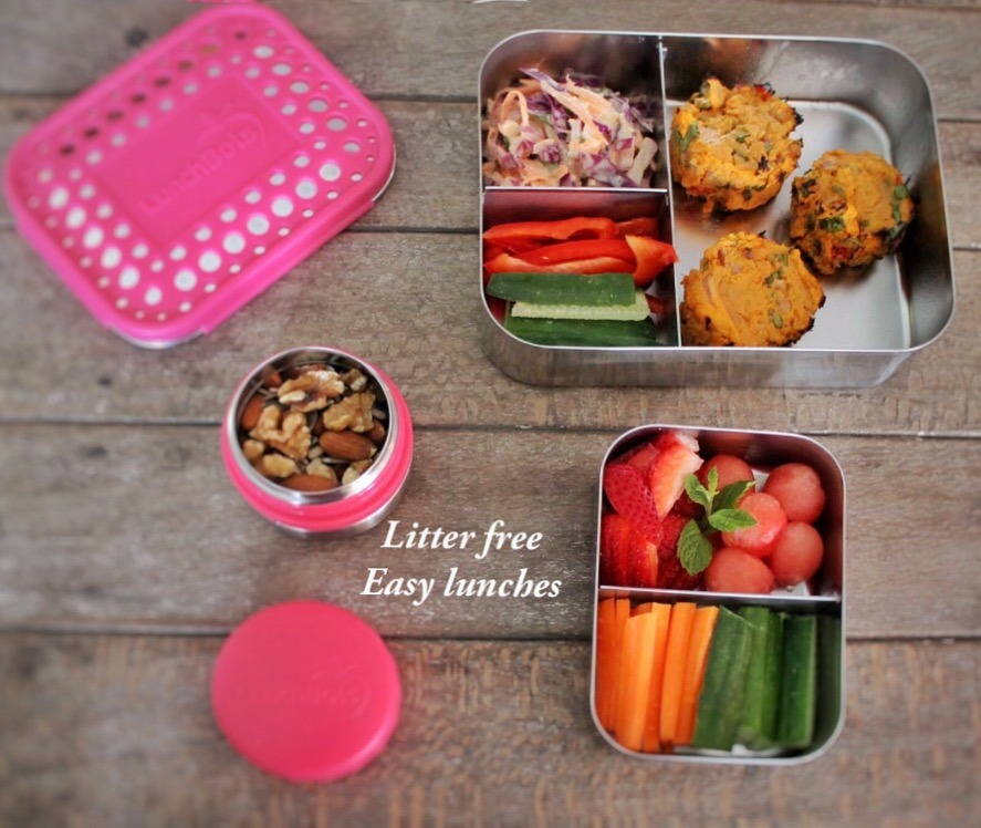Lunch box,  Paleo Parents Guest Post: Filling a Healthy, Nutritious Lunchbox, Litter Free Easy Lunches