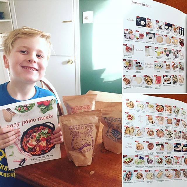 finn loving easy paleo meals, Our BEST Cinnamon Recipes! Paleo Parents Weekend Wrap Up