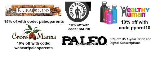 Paleo Discounts and Coupon Codes 12.26; All about our Paleo holiday celebration, including WHAT happened to our tree! Paleo Parents Weekend Wrap Up