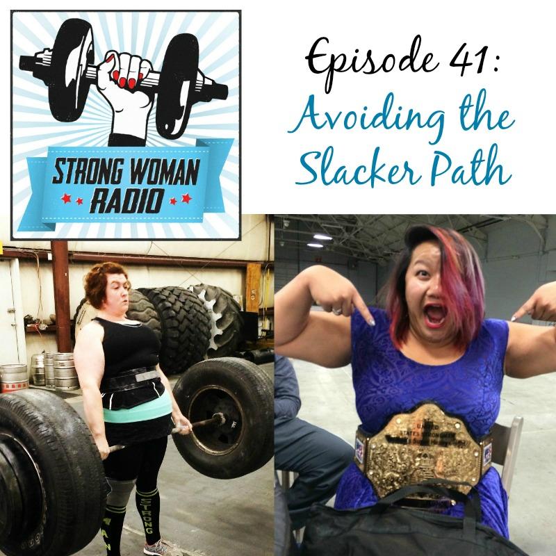 SWR Episode 41 Slacker Path