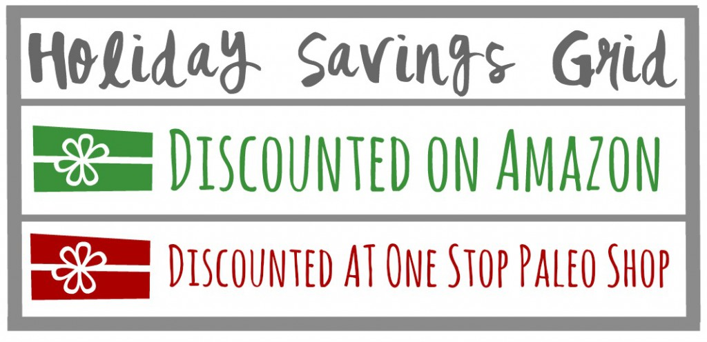 Savings Grid - Paleo Parents 2015 Christmas Shopping List - - Great Finds for Everyone on your List