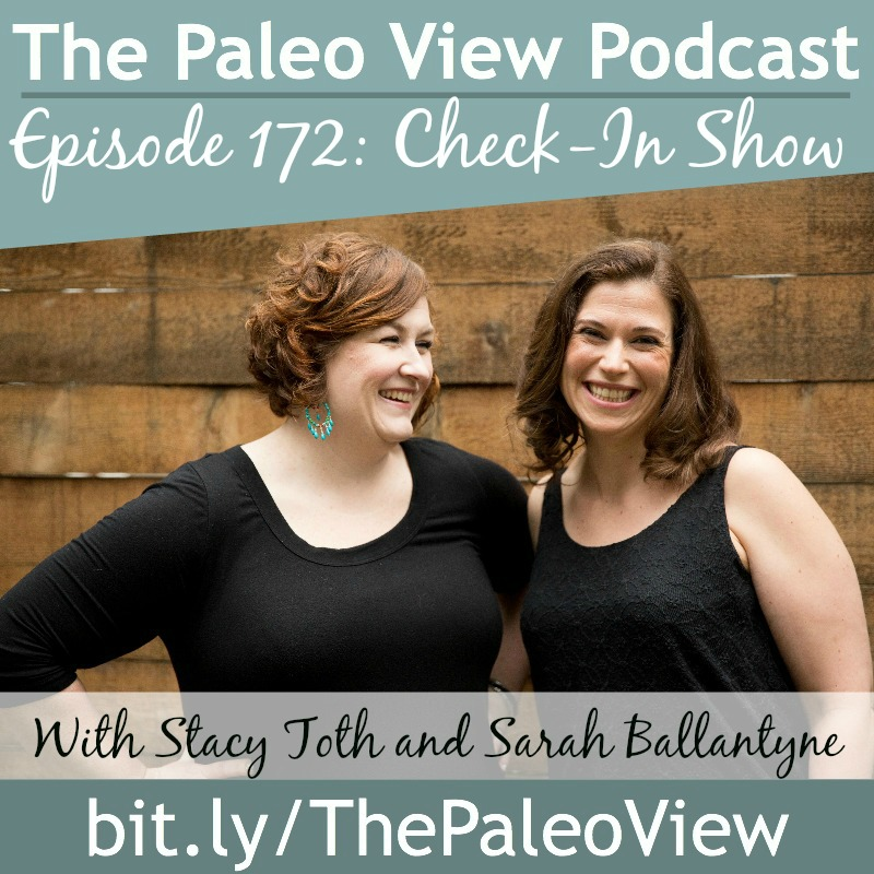 The Paleo View TPV 172 check in show