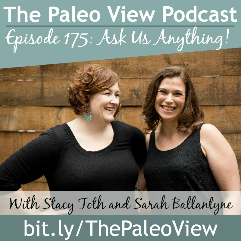The Paleo View TPV 175 Ask us Anything