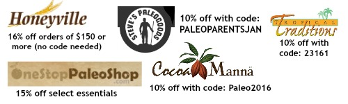 Discounts coupons updated January 2015, You Eat What? Weird Paleo Ingredients Demystified - Paleo Parents