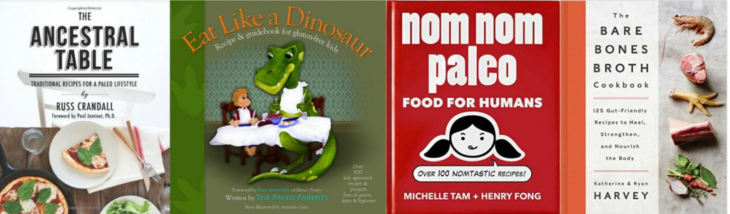 Jan 20 Meal Plan books, Paleo Parents