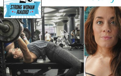 Strong Woman Radio, Episode 42, Welcome Back Meg