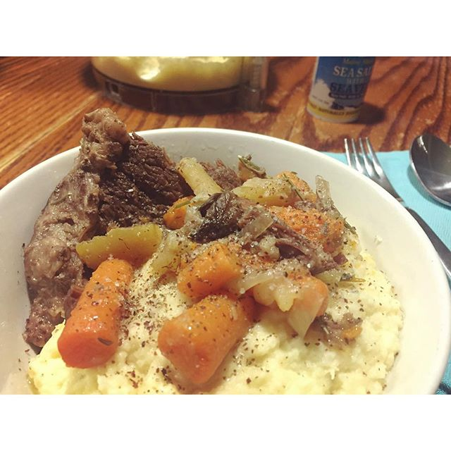 juicy pot roast dinner, What We Ate Our Real Life Meal Plan Paleo Parents 1.13