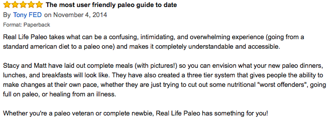 real life paleo review, Paleo Parents Healing Foods After an Indulgent Holiday! Plus coupons and discount codes.