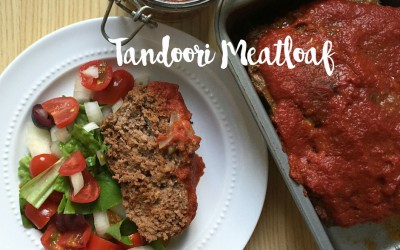 Guest Post: Tandoori Meatloaf from Real Food with a Twist by What I Gather