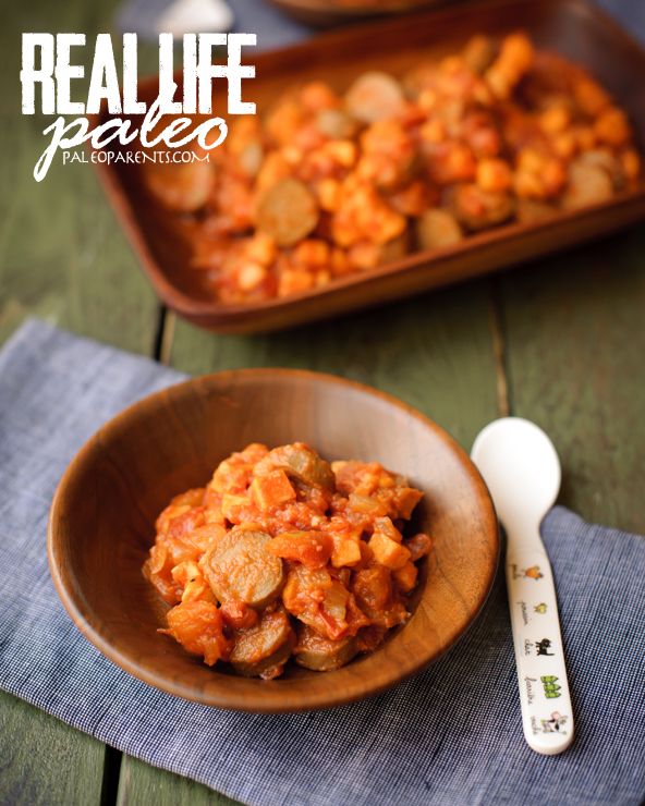 Beanie Weenies from Real Life Paleo by Paleo Parents