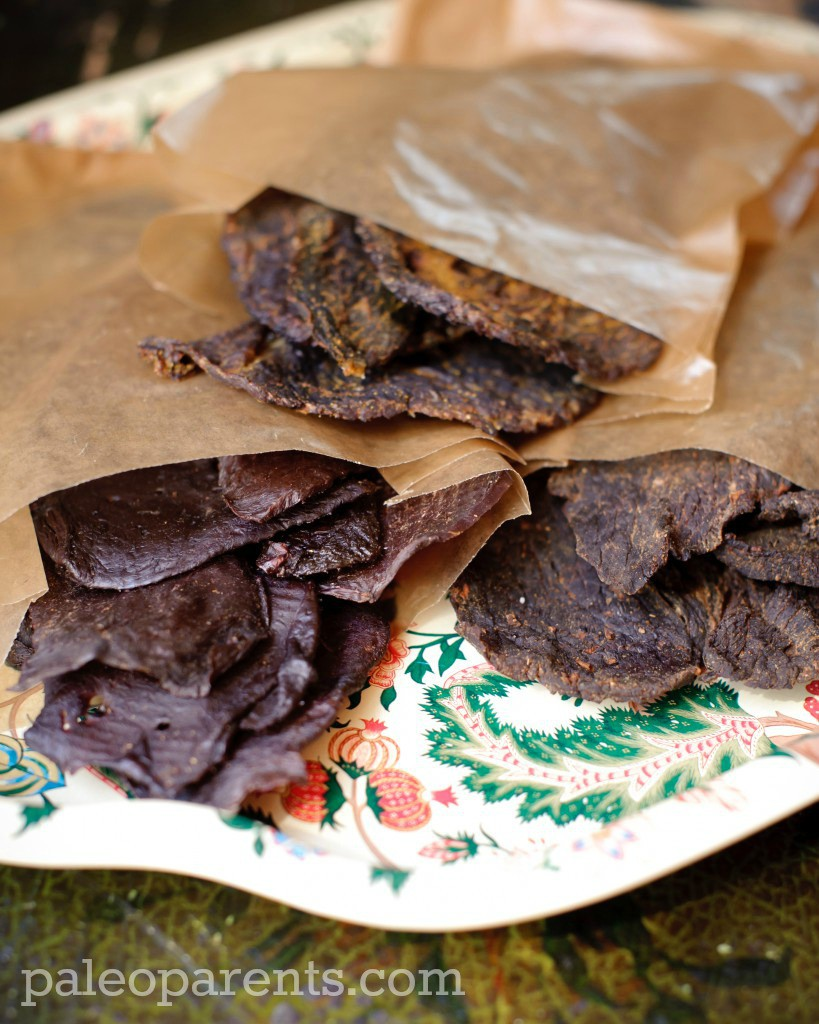 Sweet Heart Jerky, Paleo Parents