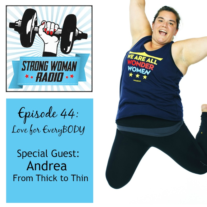 SWR Episode 44 Love for Everybody Andrea